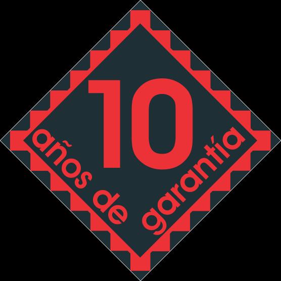 10 ans garantie