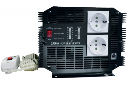 12 V / 220 V - 2500 W