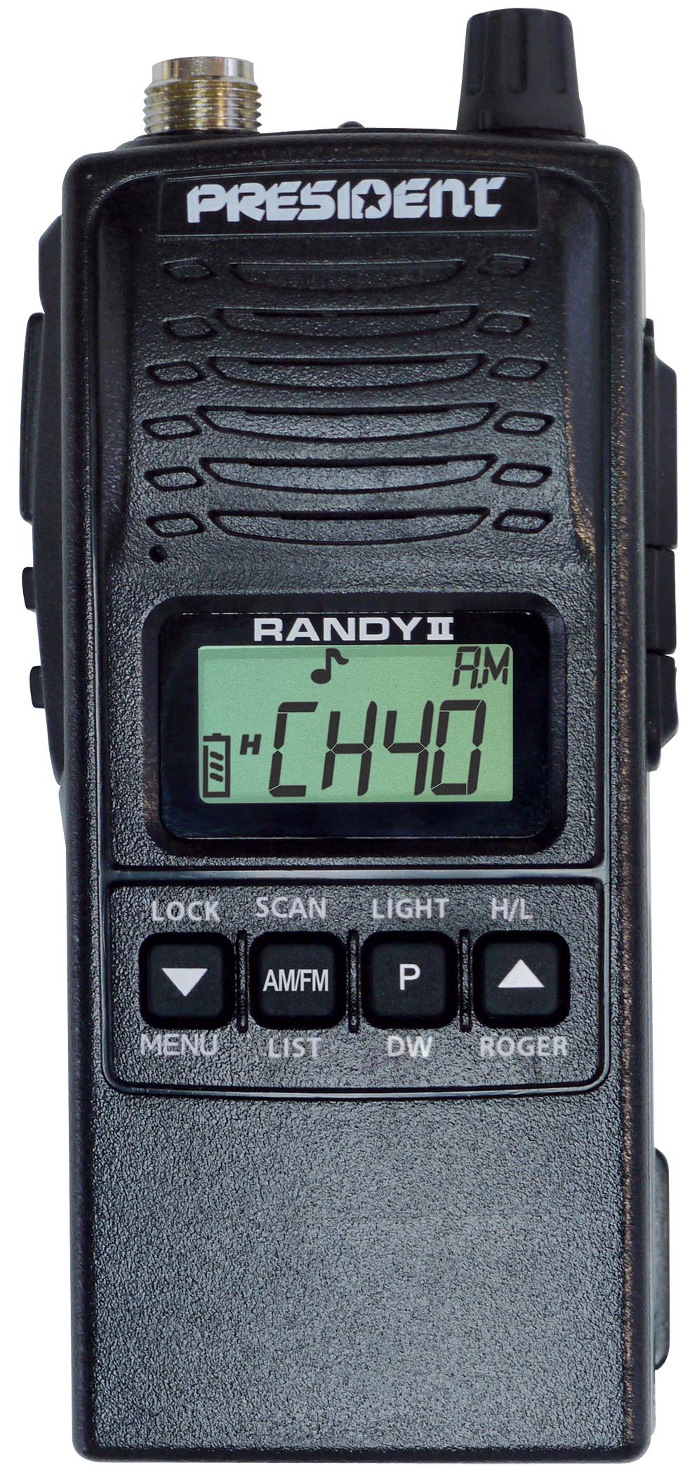 RANDY II M